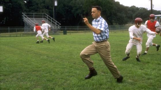 Forrest Gump, 1994 (Feel Good Movie 3)